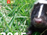 2015 Rideau Valley Wildlife Sanctuary Calendar