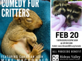 Comedy for Critters